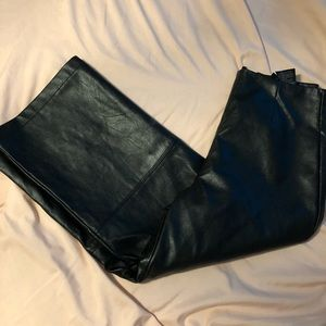 Guess Leather Crops